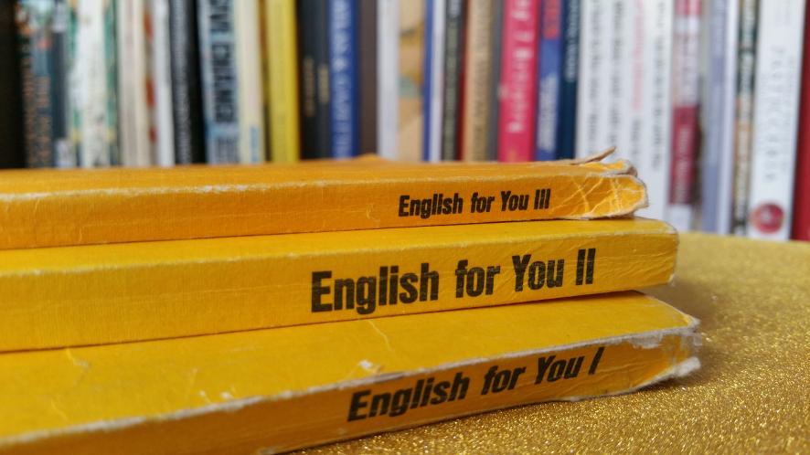 GDR English textbooks
